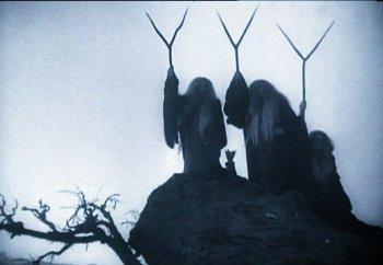 Las Brujas en Orson Welles
