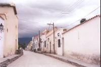 The town of Cachi